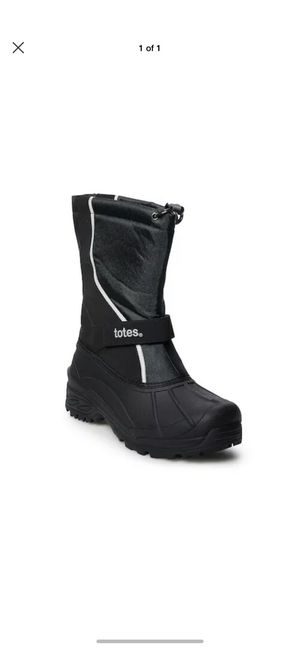 Totes Waterproof Winter Boots Size 12 or 13 for Sale in Tinley Park, IL