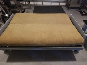 Futon couch/bed for Sale in Gulf Breeze, FL