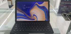 Galaxy Tab S4 LTE Model W/ Keyboard for Sale in Houston, TX