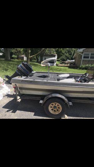 Procaraft boat 15 ft for Sale in Grand Rapids, MI