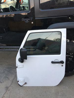Jeep Wrangler jk 2016 for Sale in Montebello, CA