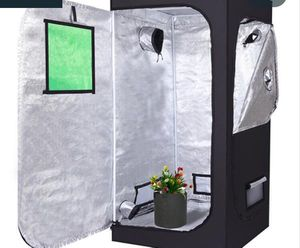 """35.43""""x 35.43""""x 70.87""""Home use hydroponic growing tent for Sale in Holly, MI"""