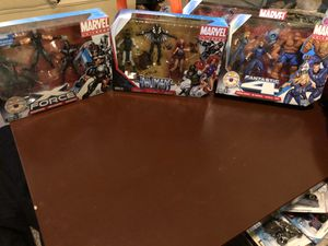 Marvel action figures for Sale in Coppell, TX