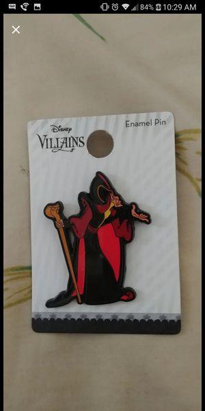 "Disney Villains ""Jafar"" Enamel Pin for Sale in Hawthorne, CA"