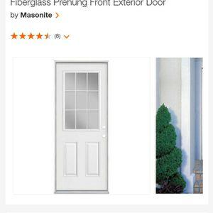Fiberglass Front Door for Sale in Bakersfield, CA