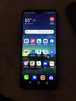 Lg v60 thinq for Sale in Tacoma, WA