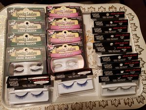 Halloween lashes for Sale in Killeen, TX