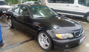Bmw 330i 2003 for Sale in Auburn, WA