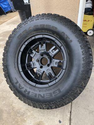 General Wheel for Jeep Wrangler for Sale in Fullerton, CA