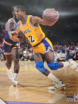 Magic Johnson Framed Poster for Sale in Green Bay,  WI