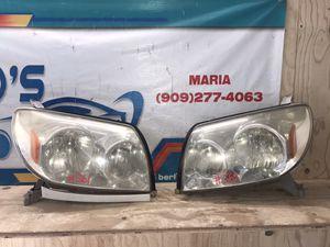 2003-2005 Toyota 4Runner Headlights for Sale in Jurupa Valley, CA