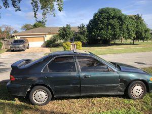 Honda Civic 1995 for Sale in Delray Beach, FL