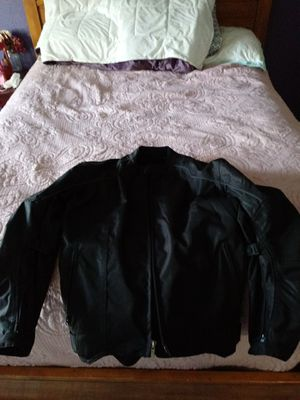 Motorcycle jacket. Power trip for Sale in Collinsville, IL