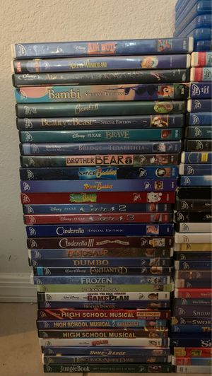 Disney, Children and Adult Movies for Sale in Phoenix, AZ