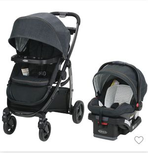 Graco Infant car seat, infant/toddler stroller, 2 car bases!! for Sale in San Jose, CA