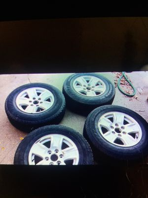 Chevy tires for Sale in Grand Prairie, TX