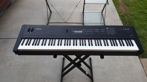 Yamaha S08 - 88 Weighted Key Midi Synthesizer with Pro Line PL400 Stand for Sale in San Diego, CA