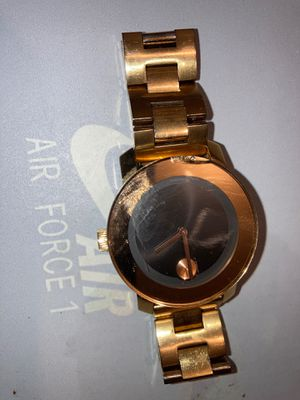 Movado watch for Sale in Brandywine, MD