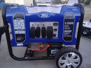NEW FORD Generator 11050w for Sale in Ontario, CA