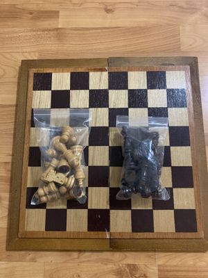 Complete chess set for Sale in Carmichael, CA