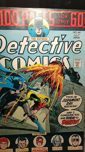 Detective Comics #441 hundred pages for Sale in Monterey Park, CA