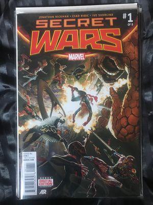 Marvel Comics: Secret Wars #1 for Sale in San Pablo, CA