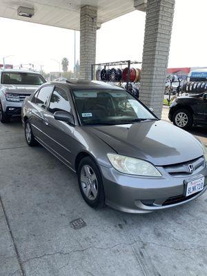 2004 Honda Civic ex for Sale in Suisun City, CA