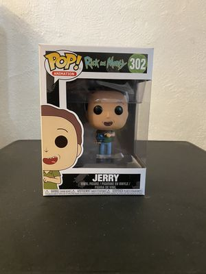Funko POP! Rick & Morty - Jerry for Sale in Reading, PA