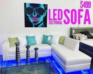 LED Sectional Sofa 🏷 for Sale in Miami Springs, FL