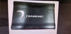 DIAMOND Car Amplifier D3 400.2 for Sale in Thompson's Station, TN