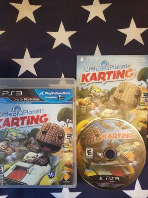 Little Big Planet Karting (PS3) for Sale in US