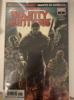 Star Wars Comic Book- Bounty Hunters 1 (1st edition) for Sale in Los Angeles, CA
