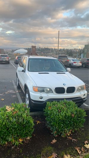 BMW X5 for Sale in Tacoma, WA