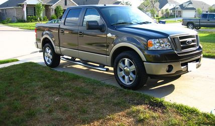 Recently changed tires 2008 Ford F-150 King Ranch Excellent for Sale in Oklahoma City,  OK