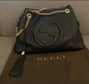 Gucci Soho Chain leather shoulder bag for Sale in Long Beach, CA