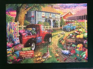 Jigsaw Puzzle 1000 piece Buffalo Games for Sale in San Diego, CA