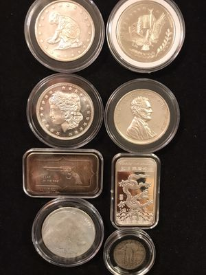 Silver coins for Sale in Chino, CA