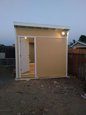 Custom sheds and more for Sale in HUNTINGTN BCH, CA