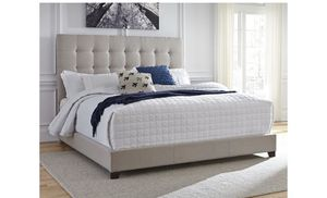 Queen Ashley Furniture bed frame and headboard for Sale in Pumpkin Center, CA