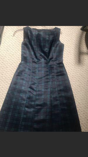 Brooks brothers green plaid tartan dress for Sale in Herndon, VA