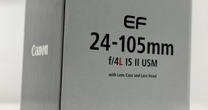 Canon EF 24-105mm f/4L IS II USM Lens for DSLR Cameras for Sale in Hollywood, CA