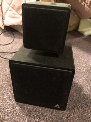 2 Speakers for Sale in Airmont, NY