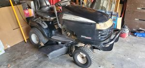 Craftsman DYT 4000 riding lawn mower for Sale in Moreno Valley, CA