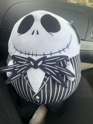 Nightmare before Christmas jack pillow for Sale in Santa Clara, CA