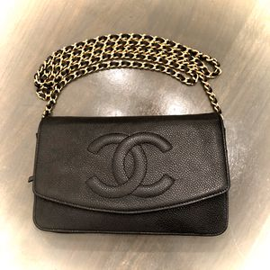 Chanel Wallet on Chain for Sale in Spring, TX
