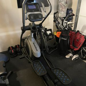 Elliptical - NordicTrack for Sale in Woodinville, WA