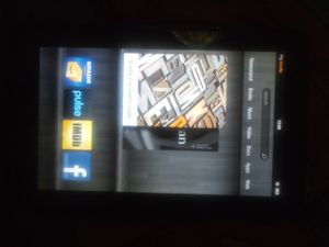 Kindle fire Amazon tablet for Sale in Denver, CO