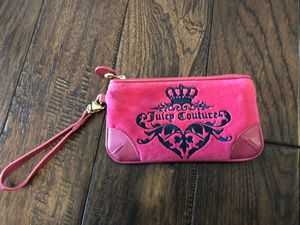Juicy wristlet for Sale in Vernon Hills, IL