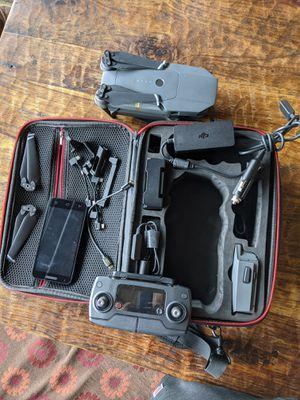 DJI Mavic Pro + accessories (Trade for good camera) for Sale in St. Petersburg, FL