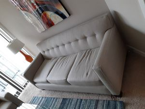 Perfect condition sleeper sofa for Sale in Alexandria, VA